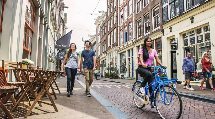 Amsterdam a misura d'uomo