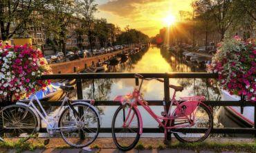 Pasqua e ponti di primavera olandesi