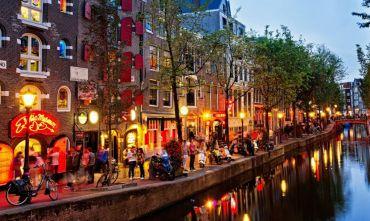 Immacolata nella capitale olandese