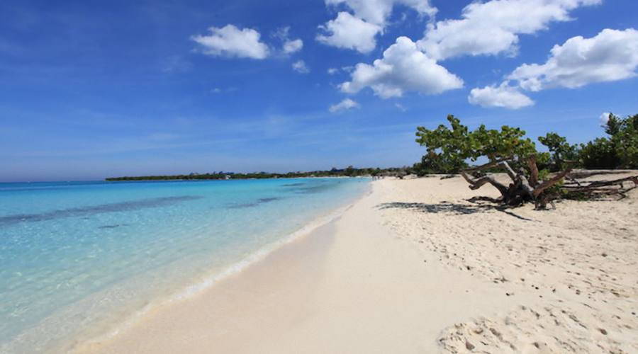 Spiaggia a Guardalavaca, Cuba