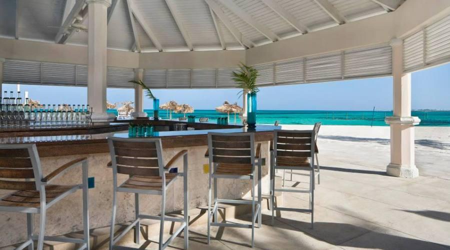 Il bar sulla spiaggia