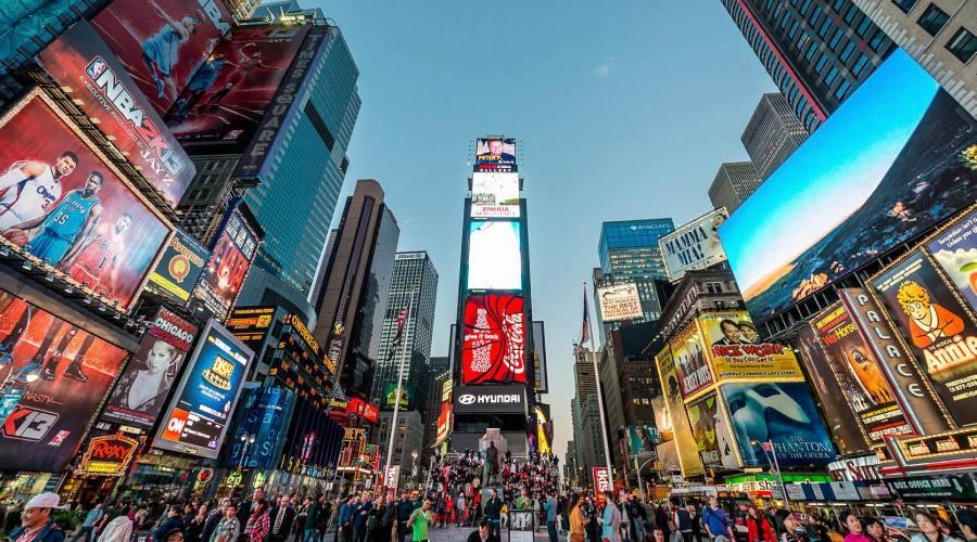 La cosmopolita New York
