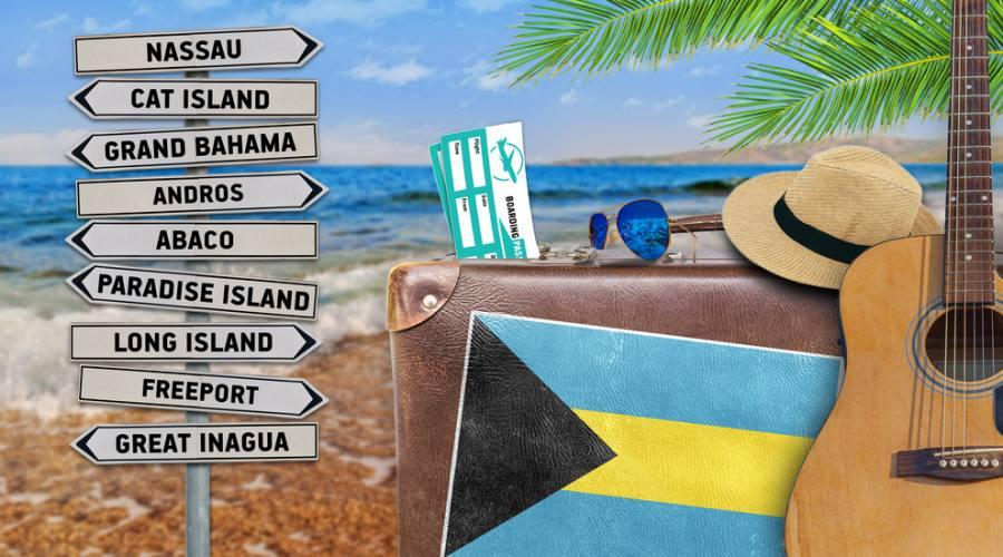 Un viaggio alle Bahamas include tante esperienze diverse...