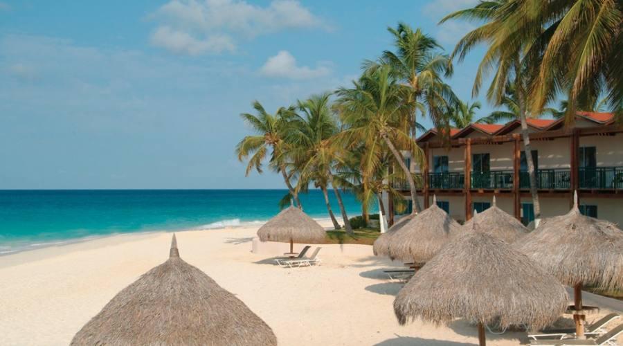 La spiaggia del Divi Aruba All Inclusive
