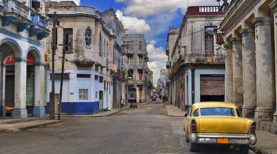 Avana, via della città Vecchia