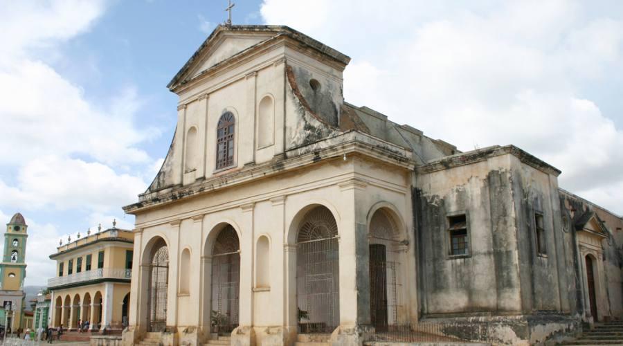 Chieda Santa Trinità, Trinidad, Cuba