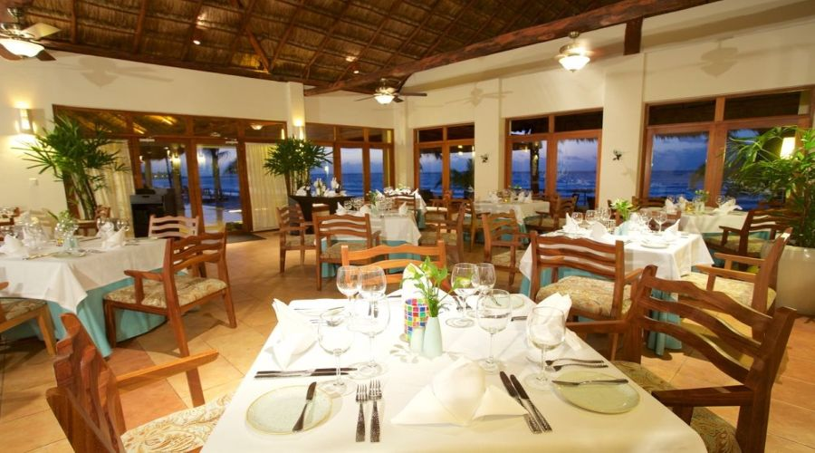Akumal Bay-Beach&Resort: Ristorante