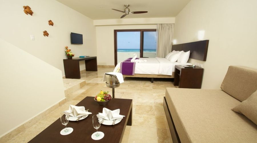 Akumal Bay-Beach&Resort: Junior Suite Penthouse