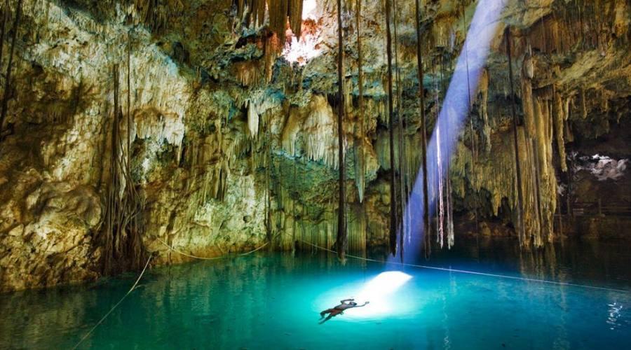 Escursioni: Cenote Xkeken