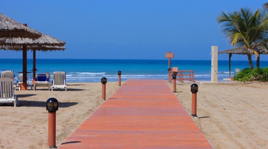 Benvenuti in spiaggia!