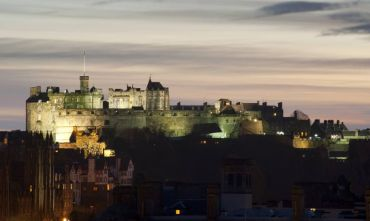 La capitale e i castelli scozzesi