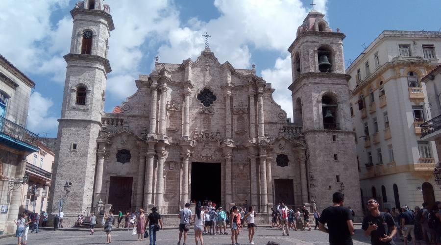 L'Havana - La Cattedrale