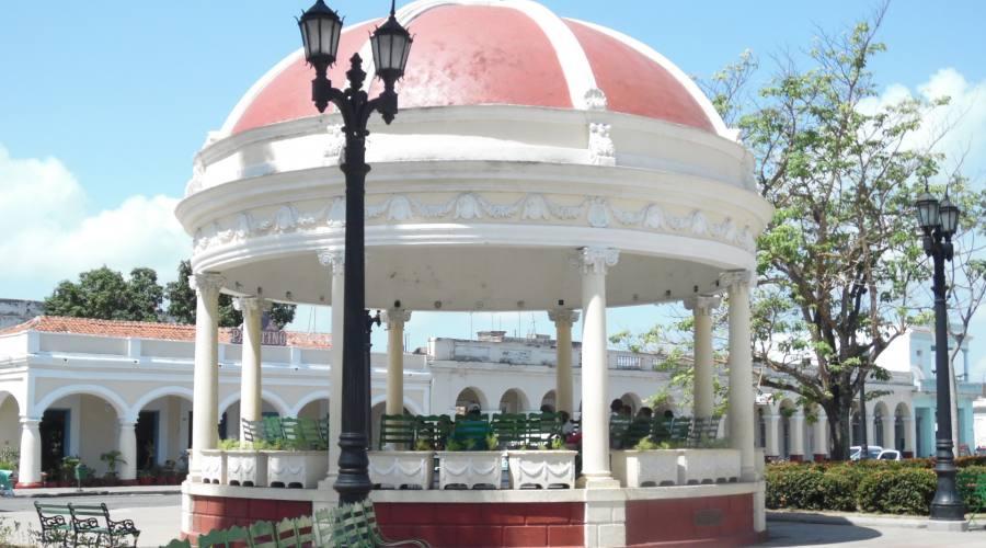 Cienfuegos La piazza