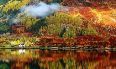 Autunno nella capitale scozzese