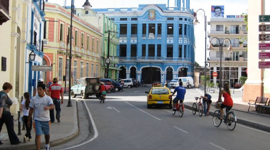 Le strade di Camaguey, Cuba
