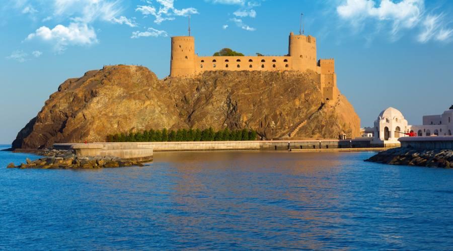Veduta di Muscat