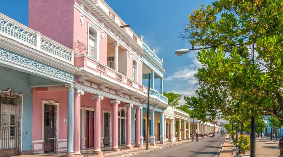 Paseo el Prado, Cienfuegos