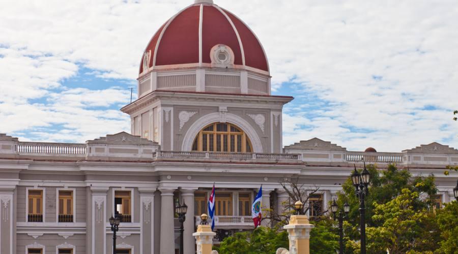 Municipio nella Città Vecchia, Cienfuegos