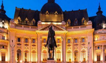 Capodanno a 4 stelle nella capitale Rumena