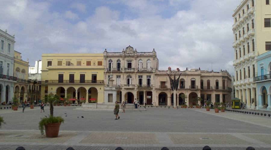 Ciudad de La Habana. Cuba