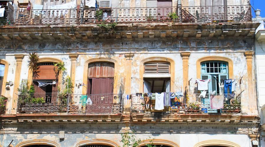 Strade de La Habana. Cuba