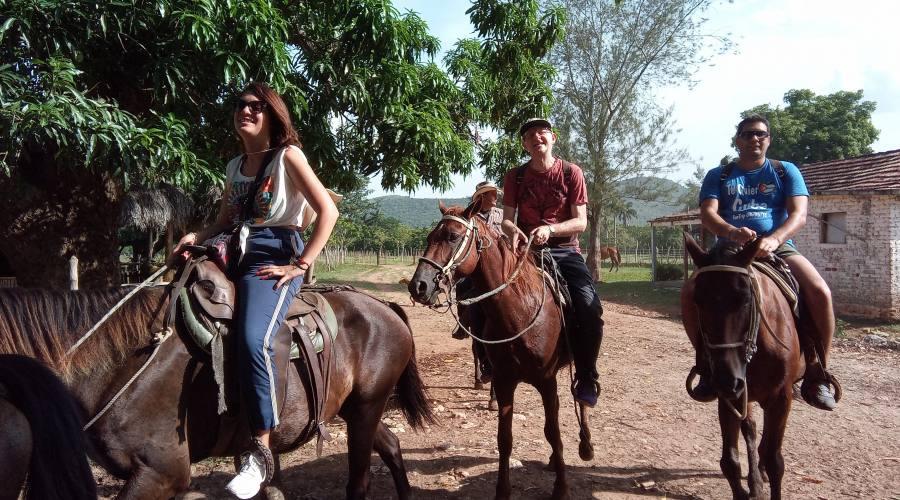 Escursione a Cavallo Valle de Los Ingenios