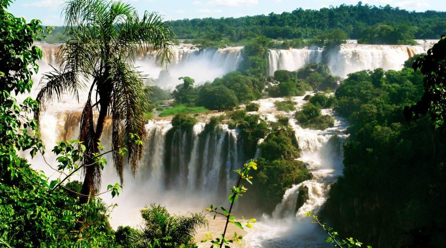 2° giorno: Cascate Iguazú lato Brasiliano