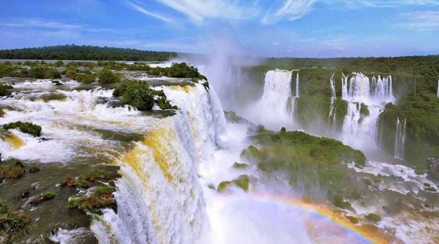 3° giorno: Cascate di Iguazú lato Argentino