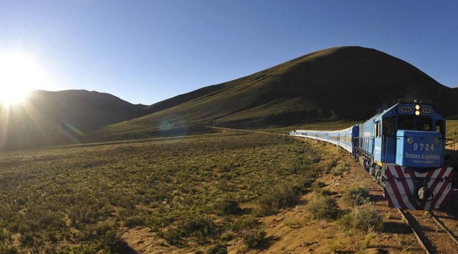 5° giorno: viaggio in Tren a Las Nubes