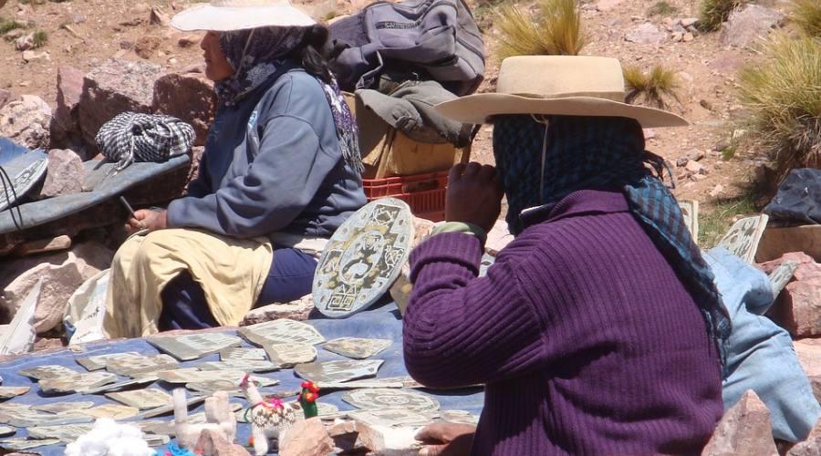 5° giorno: donne a Purmamarca