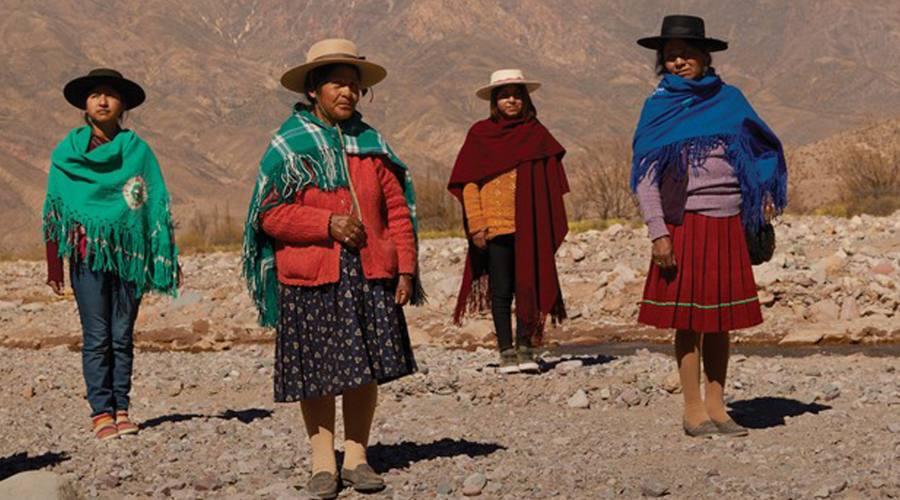 6° giorno: donne di Humahuaca