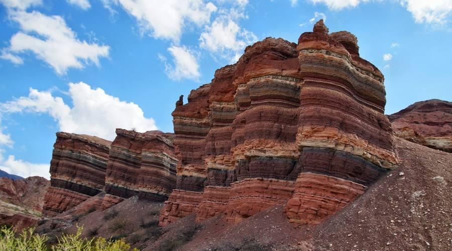 8° giorno: Quebrada de Las Concas