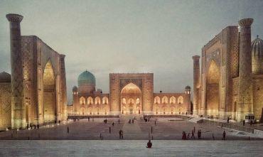 Samarcanda, Bukhara e Khiva at a glance