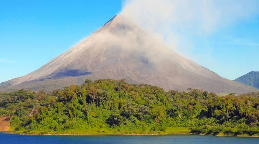 Vulcano Arenal