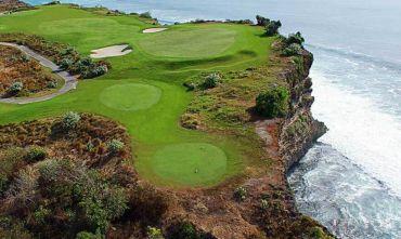 Golf e mare a Bali!