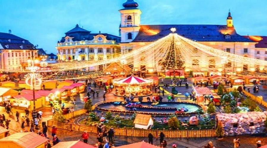 Piazza dei mercatini