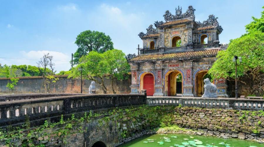 Hué: l'antica capitale