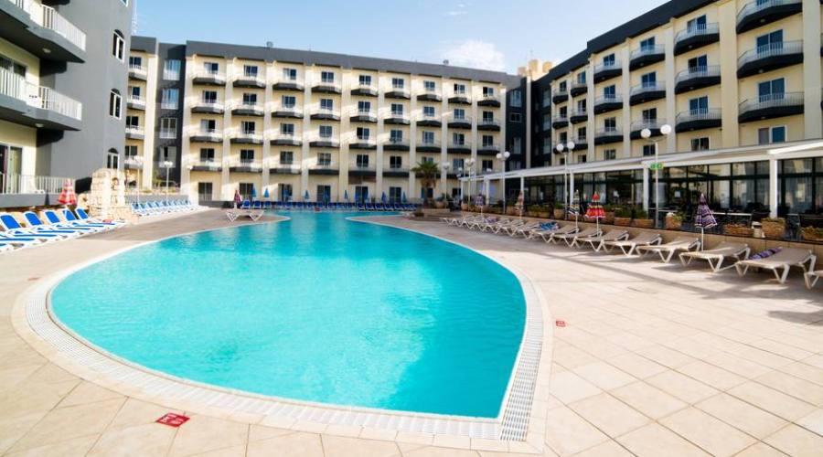 Topaz Hotel: Piscina Esterna