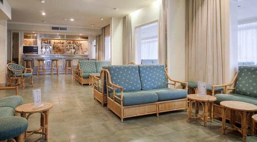 Topaz Hotel: Zona Relax