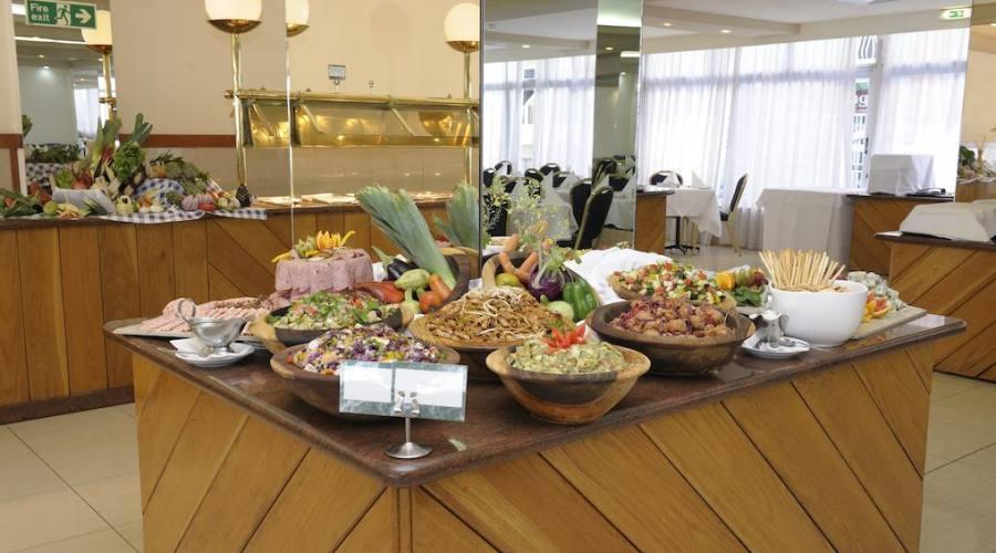 Topaz Hotel: Buffet