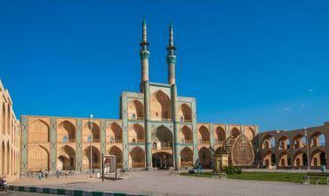 Gran Tour: la scoperta di un'antica civiltà - da Kerman