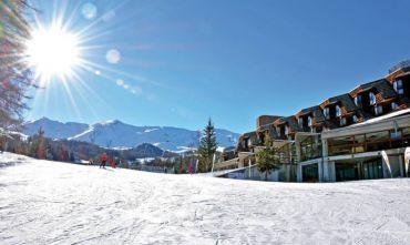 Settimana Bianca tra le vette più alte d'Italia
