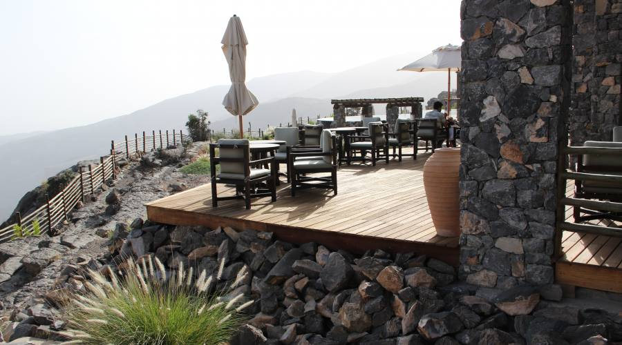 Alila Hotel a Jabal Akdar