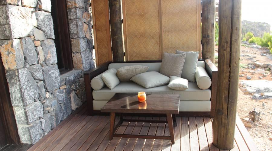 Alila Hotel - terrazza