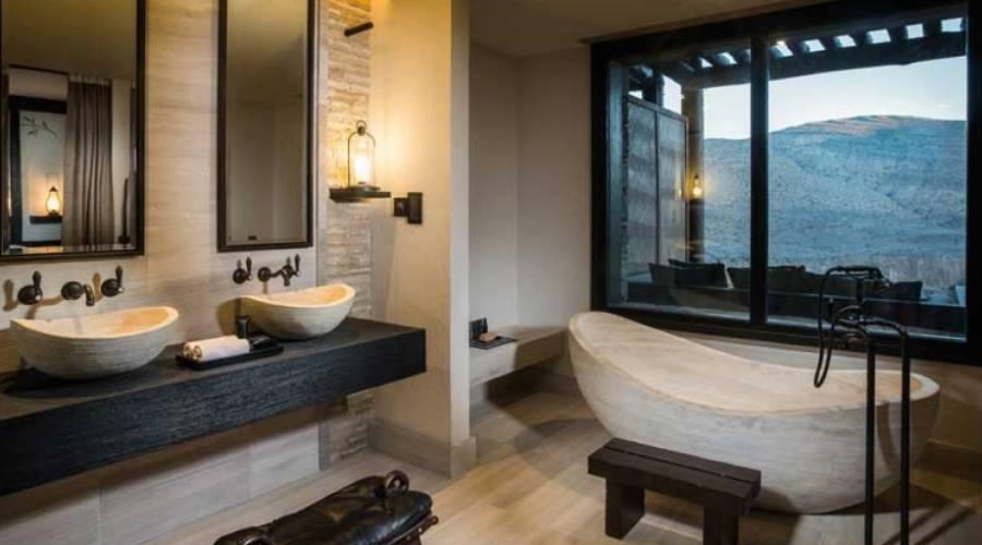 Alila Hotel -bagno