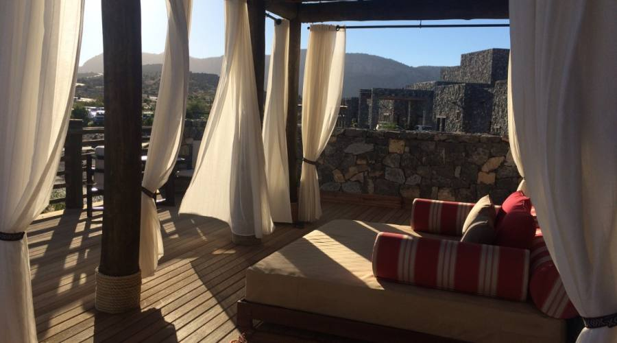 Alila Hotel -panorama