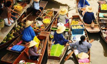 Tour di gruppo: Paesaggi tailandesi e cambogiani