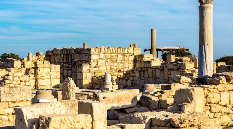 sito archeologico di Kourion