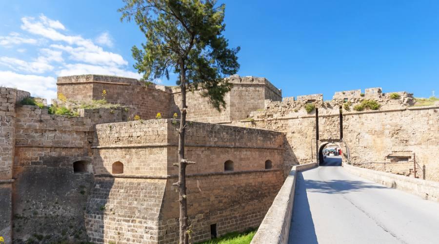 mura città vecchia Famagosta