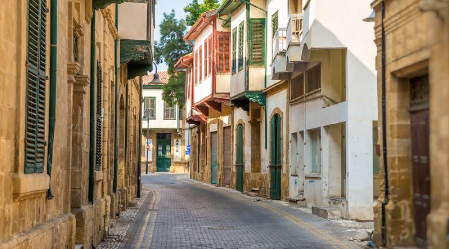 Asim Efendi Street - centro storico di Nicosia